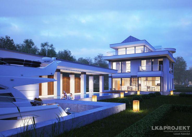 #projekt #dom #nowoczesny #lk-projekt #lkprojekt #lkprojekct #projektdomu #projekty domow #domjednorodzinny #plaskidach #house #project #beautifulhouse #flatroof #homesweethome #design #architecture #polisharchitecture