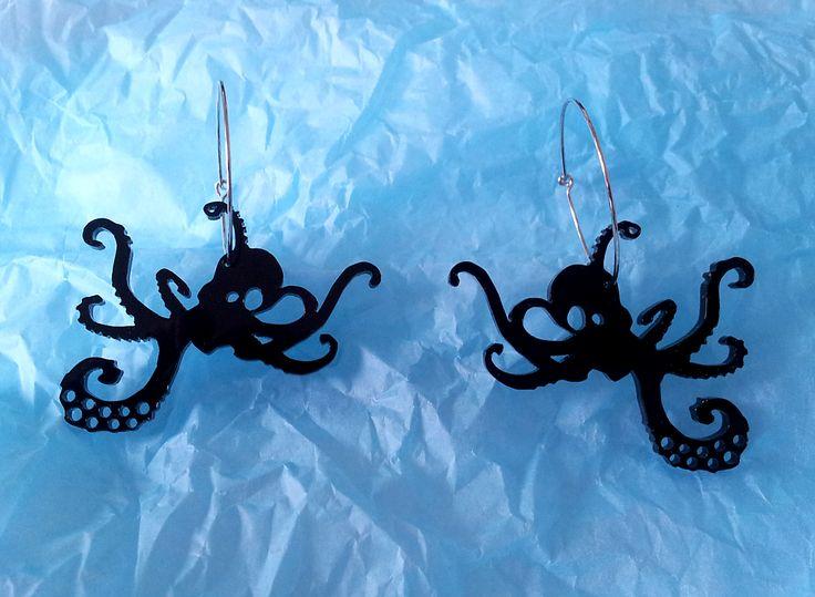Creoler med blæksprutte