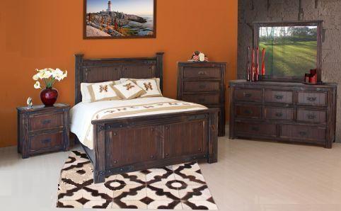 Bradley S Furniture Etc Artisan Cordoba Bedroom Collection