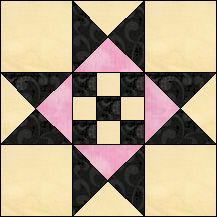 Block of the Day for November 14, 2013 - Dolly Madison Star