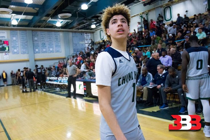 LaMelo Ball of Chino Hills High School scores 92 points in a game - 41 in the 4th quarter https://twitter.com/BleacherReport/status/829191477389582337?s=09 Love #sport follow #sports on @cutephonecases