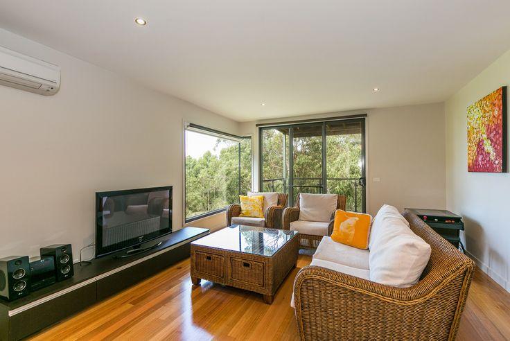 L'Vista Lorne second living area www.lvista.com.au