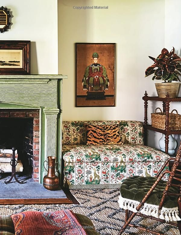 The Power Of Pattern Interiors And Inspiration A Resource Guide