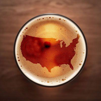 Zymurgys 2016 Best Beers by State http://l.kchoptalk.com/28QEWql