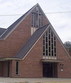 St. Monica Catholic Church, Barre, Vermont