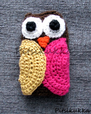 My owl iphone cover
