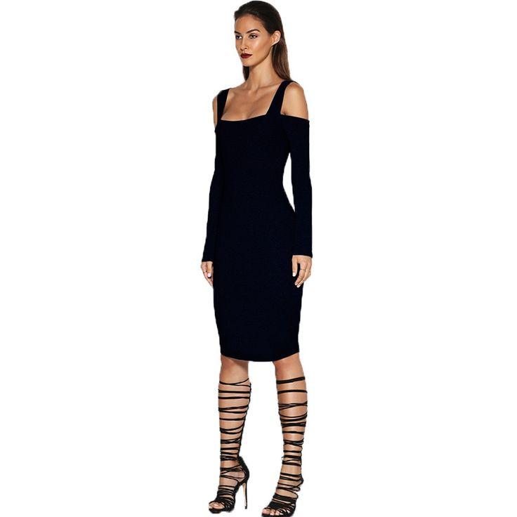Aliexpress.com: Julissa Mo üzerinde Güvenilir elbise laura tedarikçilerden Julissa Mo Yeni Yaz Elbise 2016 Vestidos Kapalı Omuz Pamuk Katı…
