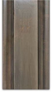 warna finishing furniture cokelat tua samar-samar