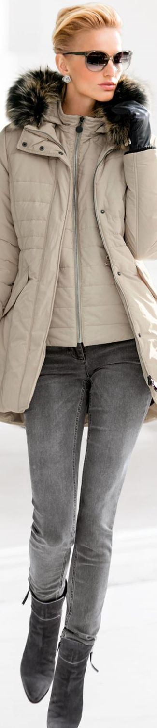 MADELEINE Jacket and Jeans