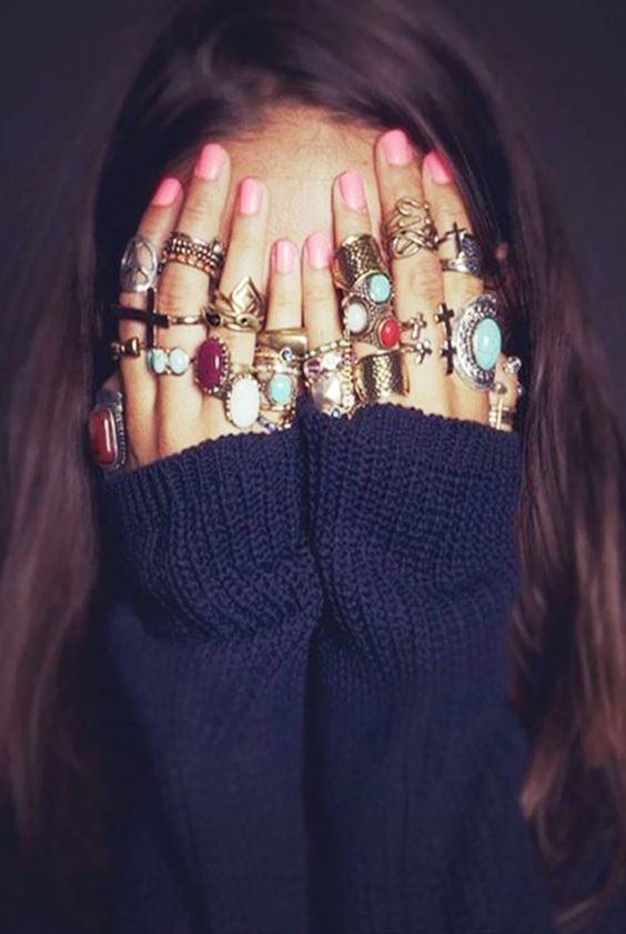 100 Incredibly Cool Rings