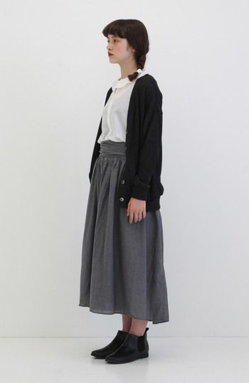 long skirt how Godly women should dress