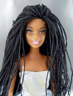 African American Barbie