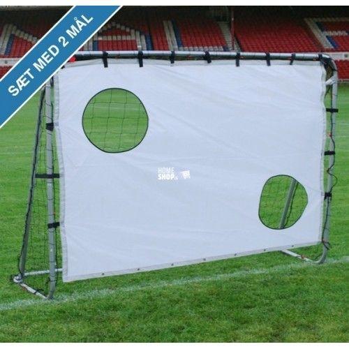 Target Goal fodboldmål - sæt m/2 stk.