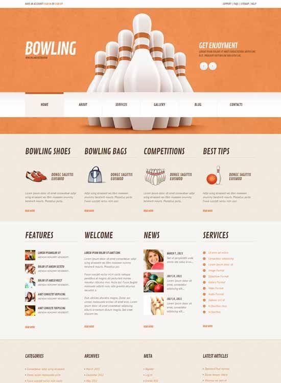 Bowling-Responsive-WordPress-Theme