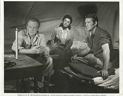 Van Heflin, Howard Duff, and Ruth Roman in Tanganyika (1954)
