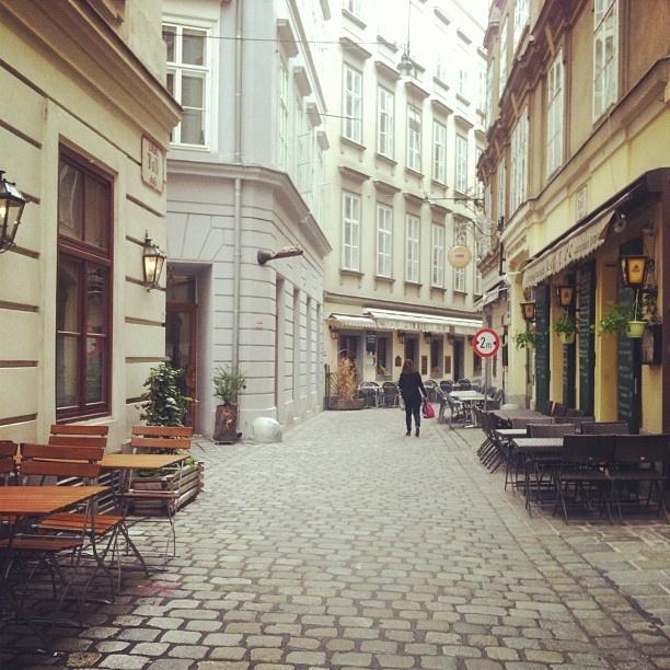 old city charm, Vienna