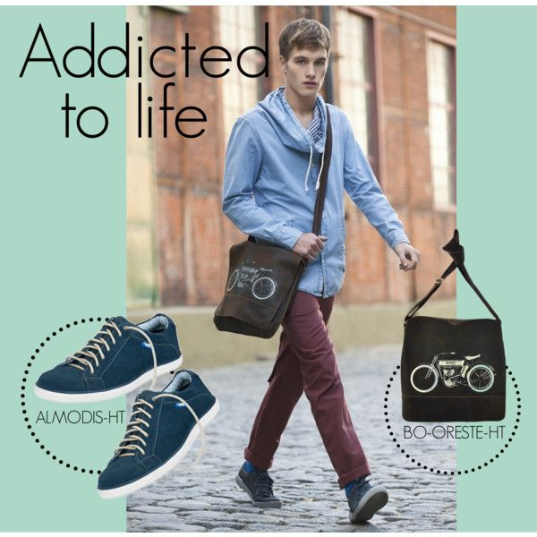 """Addicted to life"" by bosi-accesorios on Polyvore"