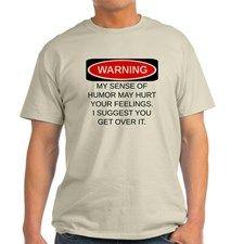 Warning T-Shirt for