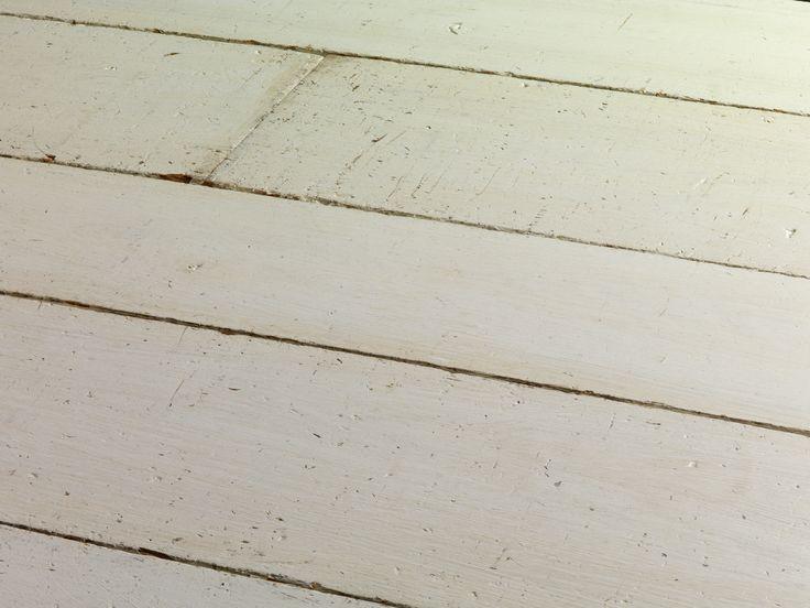 Plancher customisé à Bruxelles. Ancien plancher, vintage.