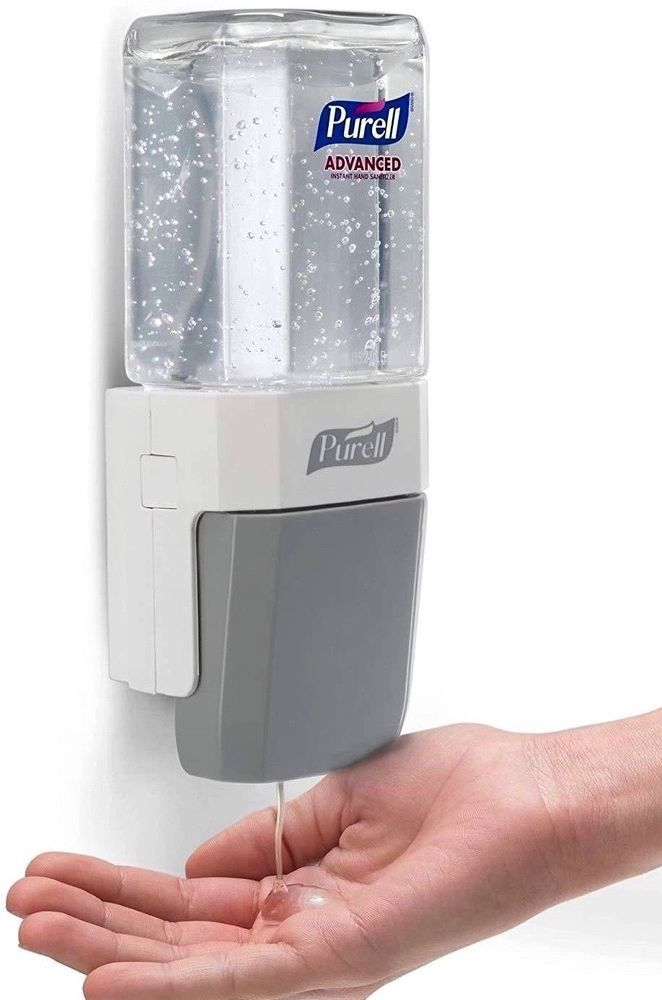 Purell Hand Sanitizer Everywhere System Starter Kit 073852060348