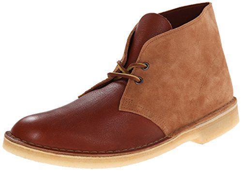 Clarks Men's Desert Boot Chukka Boot - http://shoes.goshopinterest.com/mens/boots-mens/work-boots-mens/clarks-mens-desert-boot-chukka-boot/