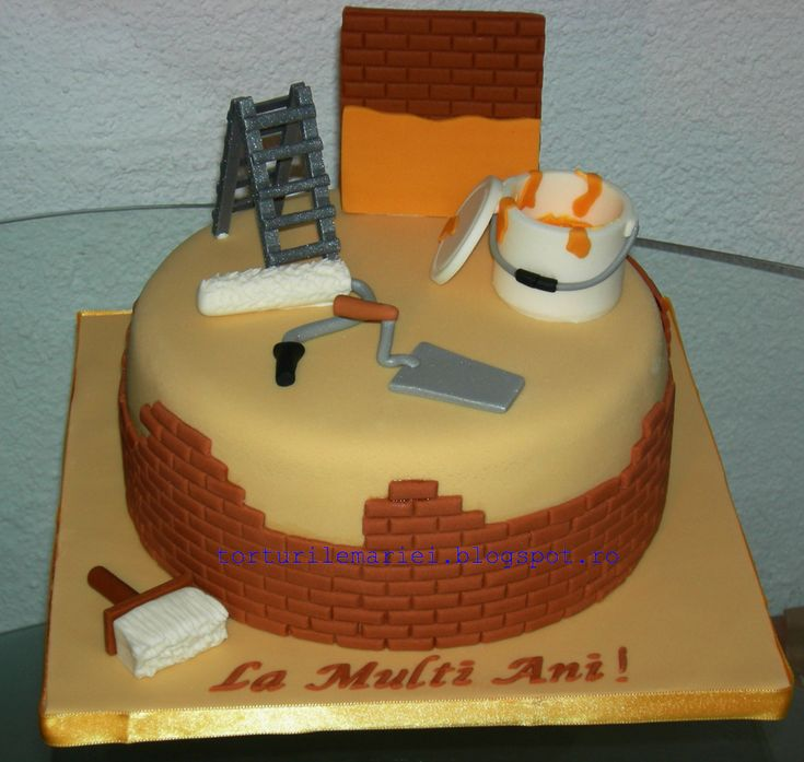 Themed cake constructor