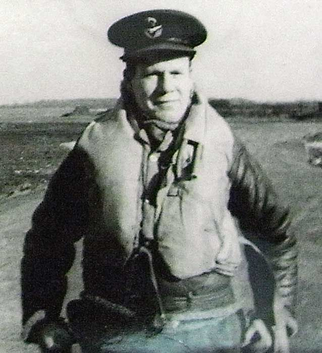 """F/L Alexander C """"Rags"""" Rabagliati led No 46 Squadron RAF into the first major combat against the CAI of the Regia Aeronautica on 11 November 1940. In command of A Flight, the 26-year-old South African had claimed 7 destroyed, 2 probables and 2 damaged, flying Hurricane Mk I PO-B, an experimental aircraft fitted with 4 20mm Hispano cannon and trialled on the unit during 2 weeks in September. He was awarded the DFC on 22 October and assumed command in December, promoted to acting squadron…"""