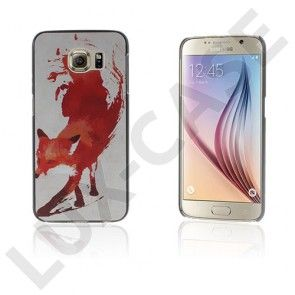Westergaard Samsung Galaxy S6 Skal - Räv Mönster