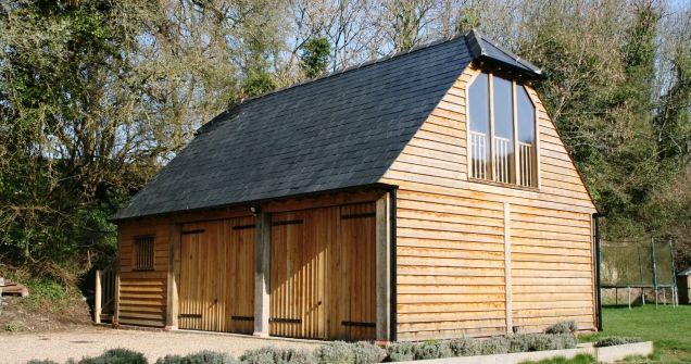Bespoke Oak Buildings Barn Style Oak Buildings And Oak