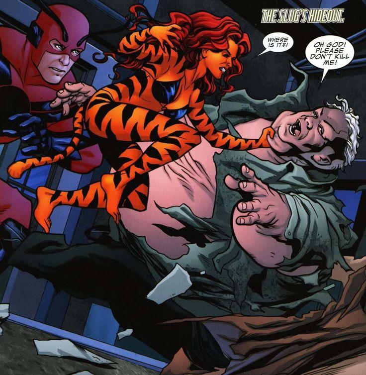 Marvel Tigra Son 30 best Tigra i...