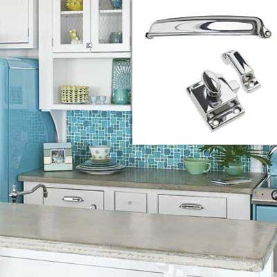 Easy Ways To Warm Up Your Home Decor. Basement KitchenAccent ColorsRestoration  HardwareCabinet ...