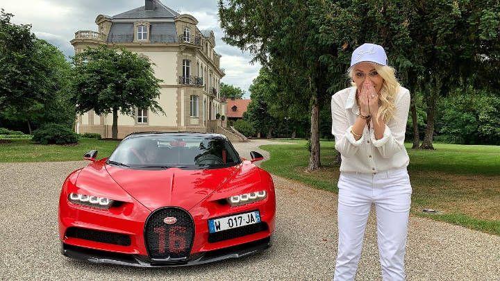 Bugatti entwirft mir eine einmalige Blondie Edition!