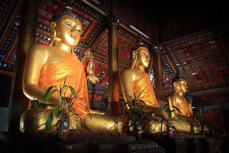 #thailand #lampang #temple #art #travel
