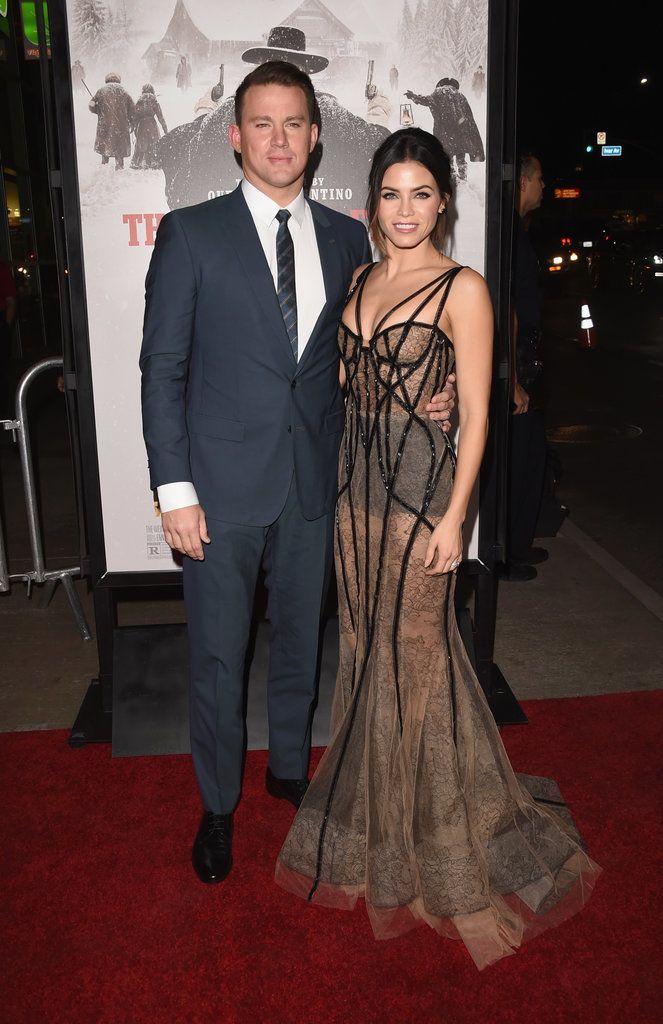 Channing Tatum at The Hateful Eight LA Premiere | Pictures | POPSUGAR Celebrity