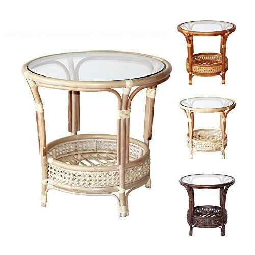 Rattan furniture will allow you to make your house or apartment attractive, cozy and stylish. Wicker rattan furniture is not only beautiful and comfortable, but also environmentally friendly, which is important in the modern world. It gives you the feelings of warmth and grace and this is a part... see more details at https://bestselleroutlets.com/home-kitchen/furniture/living-room-furniture/product-review-for-pelangi-handmade-rattan-round-wicker-coffee-table-with-glass-white
