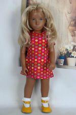 Vintage 1967 Blonde NP No Philtrum Sasha Doll dressed