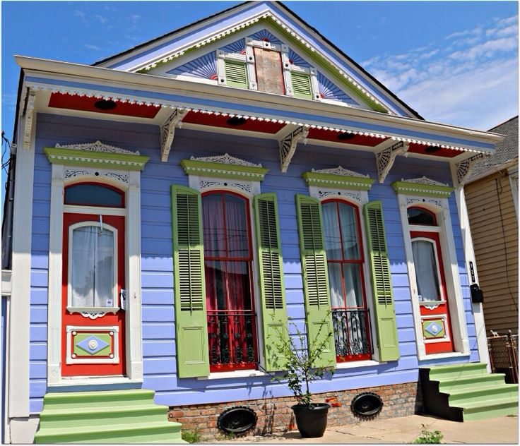 54 migliori immagini shotgun houses su pinterest piccole for Piani casa cottage shotgun