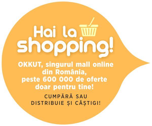 OKKUT - Primul Mall Online din România