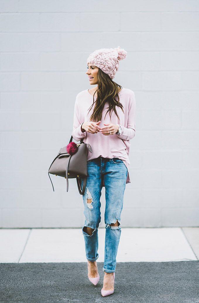 Pink on Pink (Hello Fashion)