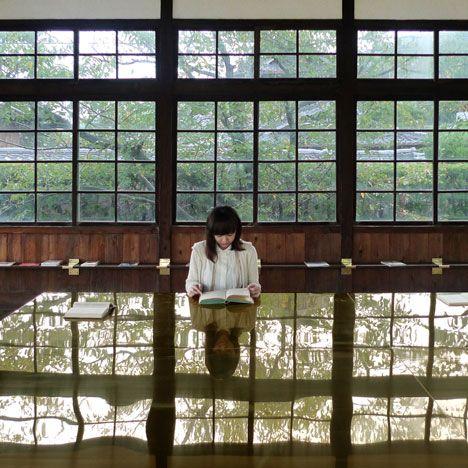 The Sea Library in Awashima by ETAT arkitekter
