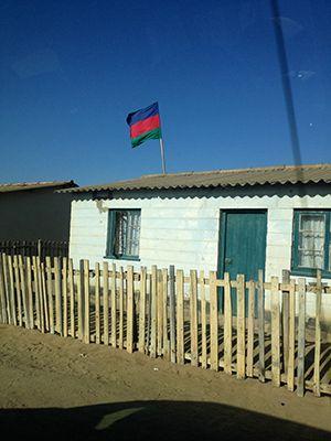 swapo flag_ Namibia