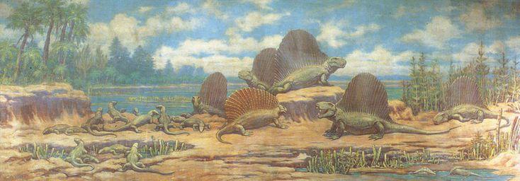 Heroes pt1 prehistoric animals prehistoric creatures