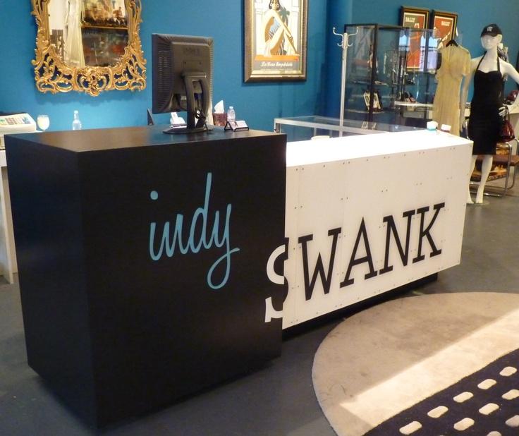 Creative Cash Wrap Design...   Retail Shop Ideas ...