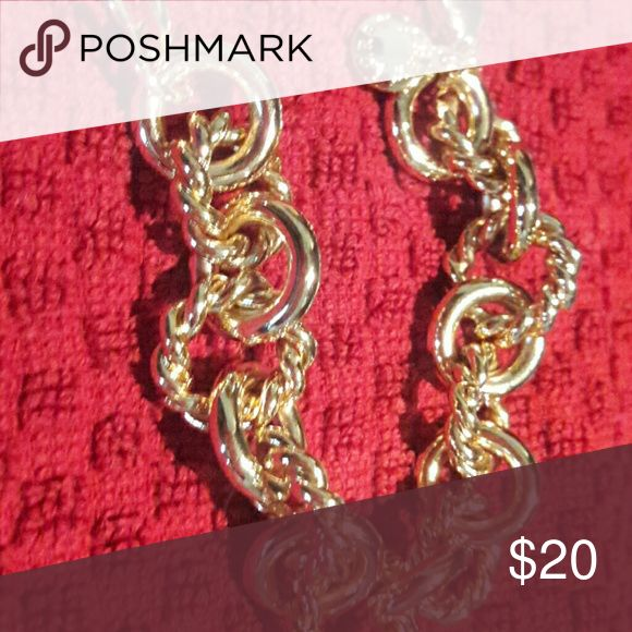Jewlery Gold, would look great with the anker necklace. j crew Jewelry Bracelets