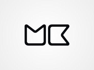 Martin Kozák personal Logo