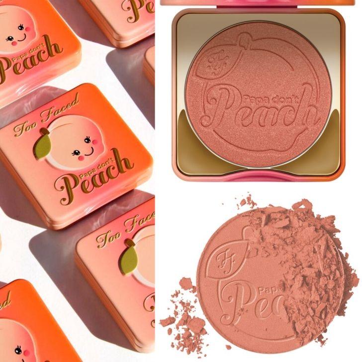 Deliziosamente Pesca, l'ispirazione della nuova collezione per la Primavera 2017 firmata Too Faced. Jerrod Blandino ci delizia con 'Sweet Peach Collection'.