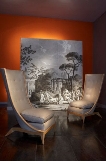 On the wall, Off the wall, like a painting - art object, the panel can be moved around