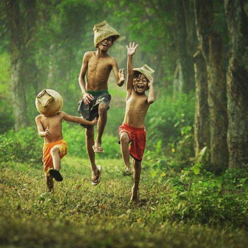 ~ children ~ indonesia ? #children #joy #happiness