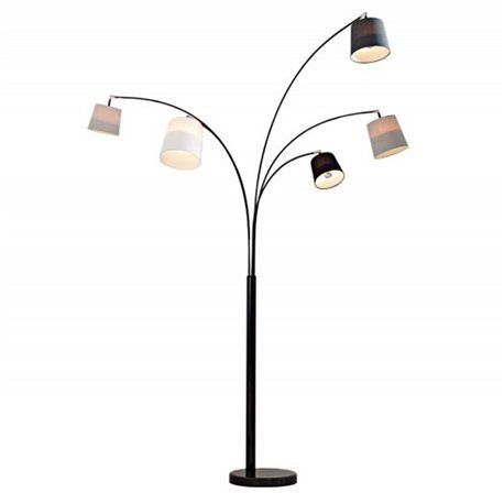Trend designer stehlampen stehleuchten beleuchtung f rs wohnzimmer b ro praxis
