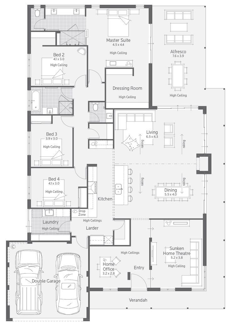 766 best House plans images on Pinterest